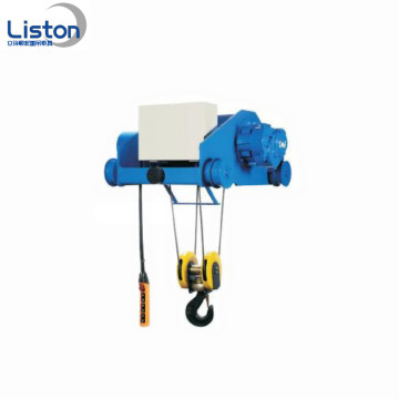 Construction MD1 Electric Wire Rope Hoist Pulley System