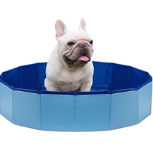 Collapsible Dog Pool Bathing Tub