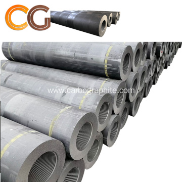 UHP 300mm Diameter Graphite Electrode Length 1800mm