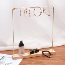 Fashion Jewelry Display Rack Stand Holder Earrings Hanging Organizer Showcase