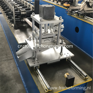 rolling shutter slats door roll forming machine roller shutter door making machine