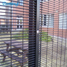 Factory PVC Coated 358 Anti Climb Security Fence