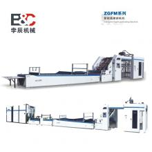 Intelligent higher speed flute laminate machine