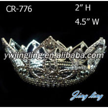 Cheap Round Crown Pageant Tiaras