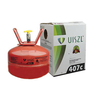 Mixed Refrigerant Gas R407C Disposable Cylinder