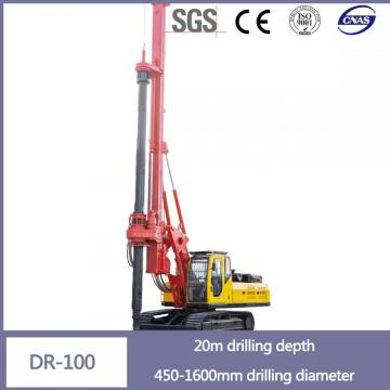 Construction Building 110-151kw Pile Driver Dr-100