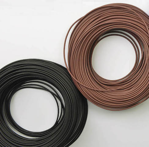 Xlpvc Insulated Wire Black Brown