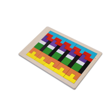 EASTOMMY Puzzle Wooden Toys