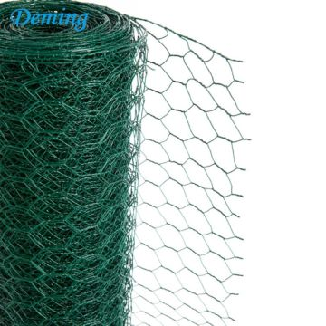 Woven 20mm Galvanized Chicken Wire Mesh Kenya