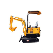 2019 mini excavator for garden with good price