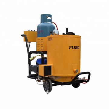 Liquefied Hand Push Road Sealing Concrete Road Crack Machine FGF-60