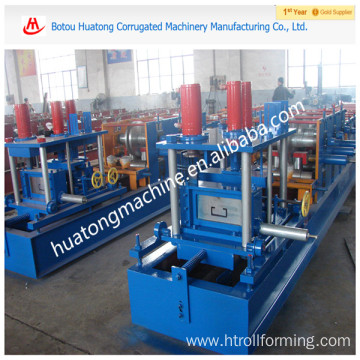 80-300 C purlin New Condition and Steel Frame & Purlin Machine Type steel lip channel
