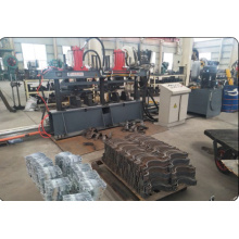 CNC Band Steel Bending Hoop Machine