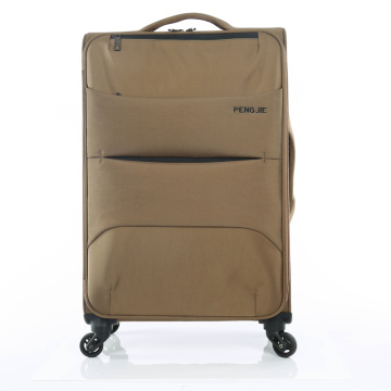 fabric material suitcase type luggage&travel bags