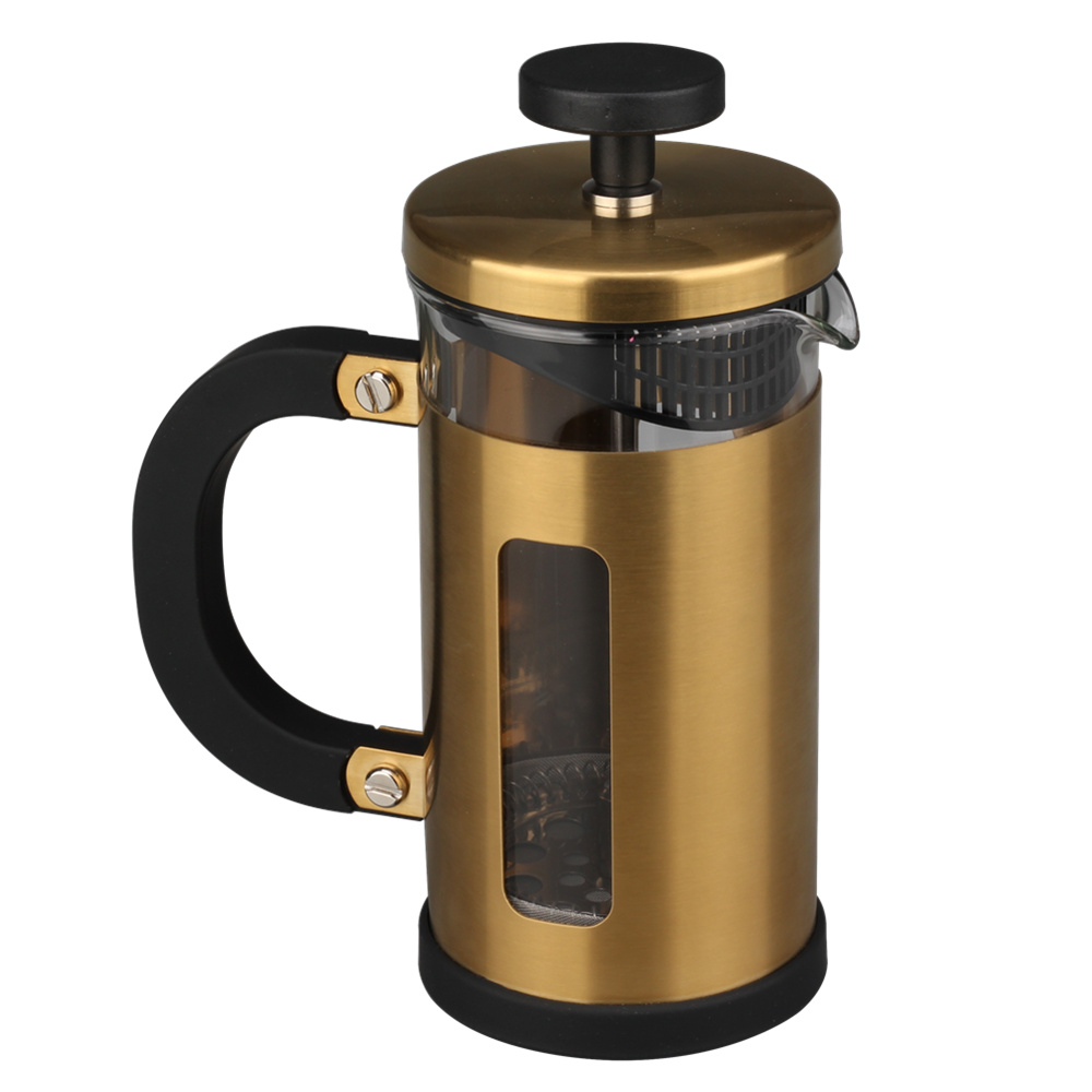 Heat Resistant Handle Glass French Press