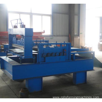 portable metal corrugated roof sheet crimping machine