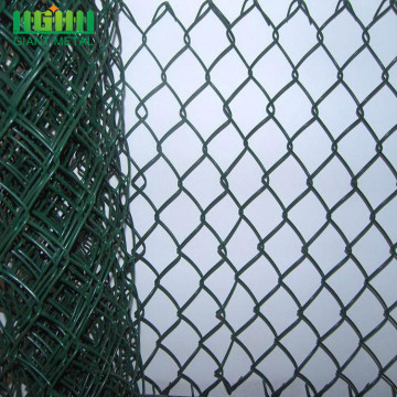PVC Coated 6 Foot Chain Link Fence