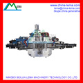 Precision die casting mould