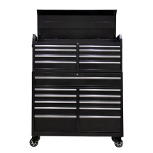 52inch Economy Black Tool Chest and Rolling Cabinet