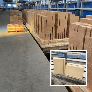 Wear Resistant Ceramic Alumina Brick For Lining Furnaces