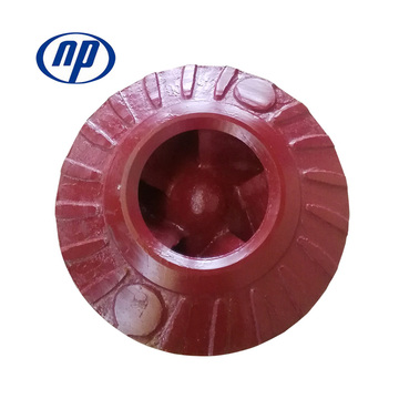 8X6 E-AHE Slurry pump Impeller