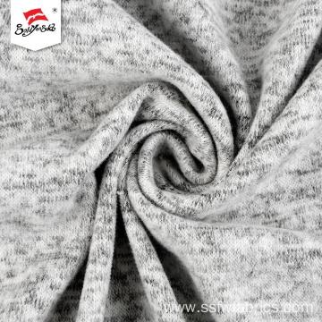 Custom Made Popular Poly Material Price Knit Fabric