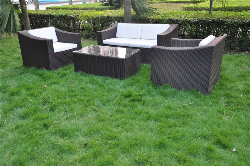 S0084 Wicker Sofa Set