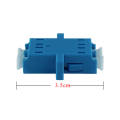 Lc Duplex Fiber Optic Adaptor