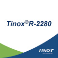 Tinox organic posttreatment titanium dioxide for masterbatch
