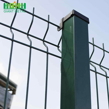 Widely Used 3d PVC Welded Wire Mesh Fence