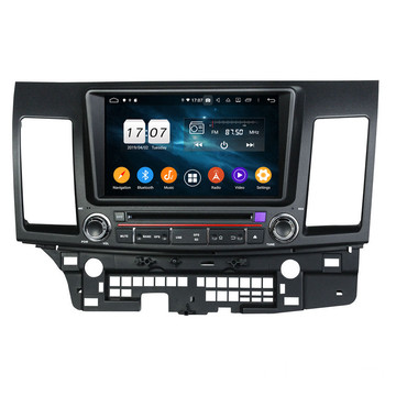 Radio Car Android ar gyfer Lancer 2012