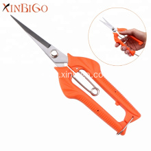 Stainless steel garden pruning shears scissors