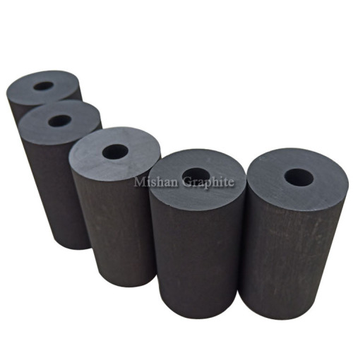 Artificial Carbon Graphite Round Rod