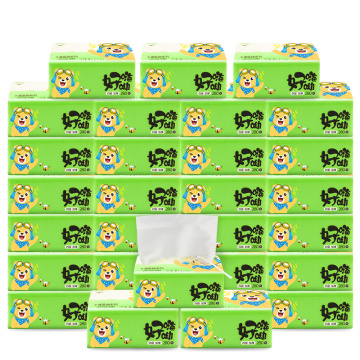 Custom 3PLY High Quality Baby Tissue Paper