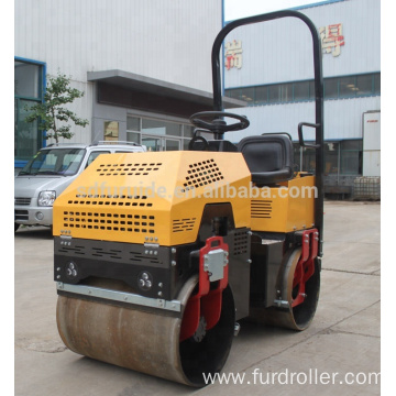 Bomag Style Compactor 1 ton Hydraulic Road Roller (FYL-880)
