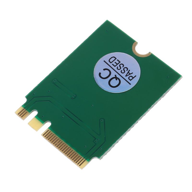 M2 Key A.E WIFI Slot to SDHC SDXC TF Card Reader T-Flash Card M.2 A+E Card Adapter Kit Dropship