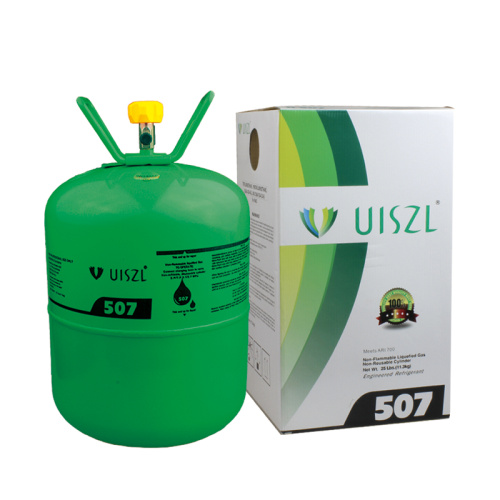 R507 REFRIGERANT GAS WITH NORMAL CYLINDER
