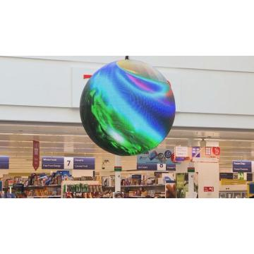 P4 1.5M Diameter LED Sphere Screen