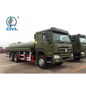22cbm Fuel truck with 336 Hp engine