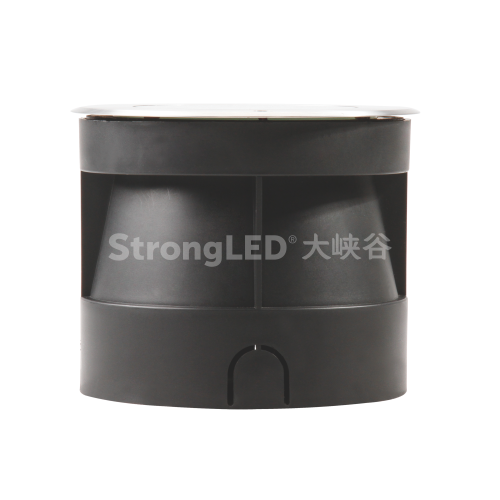 Dimmable DMX512 High Contrast Level In-ground Light GR4B