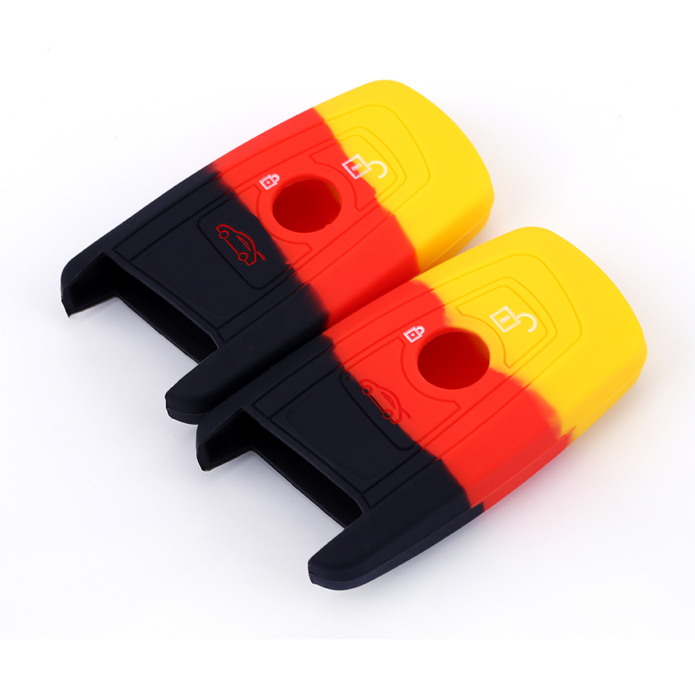 Car Silicone BMW Key Cover
