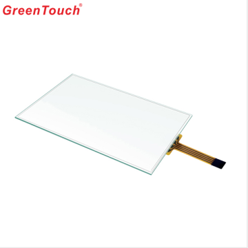 Low Price 4 Wire resistive Touch Screen 6.2""