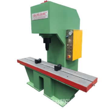 6.3T C-Type Hydraulic Straightener Press