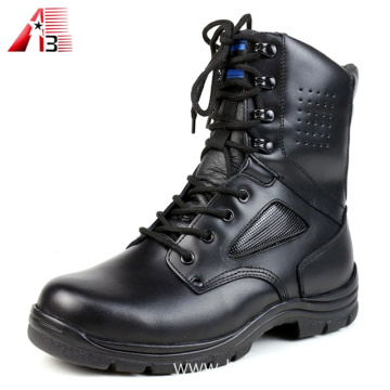 High Ankle Black Jungle Army Boot