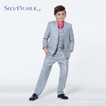 Hot Sale Kids Boys 3 Piece Suit