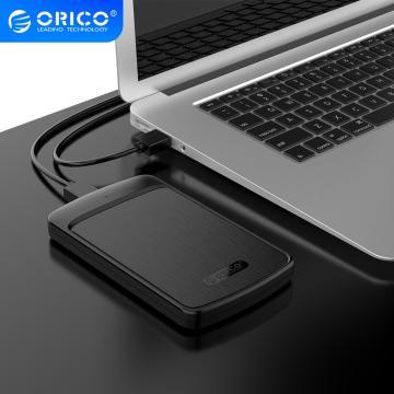 ORICO HDD Enclosure 2.5 SATA to USB 3.0 Adapter Hard Drive Enclosure for SSD Disk HDD Box HD Tool Free 4TB External HDD Case