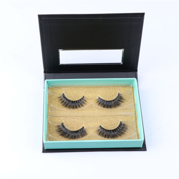 Custom False Lash Storage Box with Window