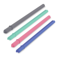 Food Grade Reusable Silicone Straws Openable Straws