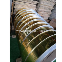Color Mirror Finished Aluminum Strip for Transformer