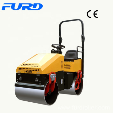 28KN Hydraulic Vibrating Mini Compactor Road Roller